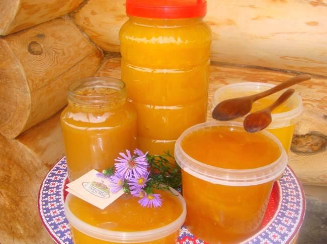 Настоящий башкирский мед
